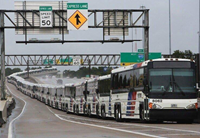 U.S DoT Announces $277.5M Funding for Hurricane Damaged Transit Systems