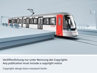 Siemens Mobility delivers 109 light rail vehicles for German cities
