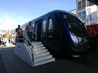 CETROVO on display at InnoTrans.