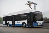 Impression exterior design VDL Citea SLF-120 Electric for GVB