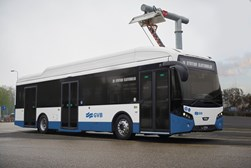 31 electric VDL Citeas for urban transport in Amsterdam