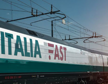 Italy launches high-speed freight to boost trans-European links