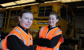 Nexus campaigns to attract more women into the transport industry
