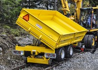 Pandrol's Road Rail Trailer approved for full use in Norway