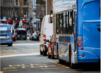 £7.4 million for ultra-low emission buses