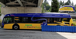 US DOT announces $85M funding for technologically advanced transit buses