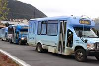 Sitka Tribal Bus