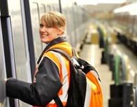 UK follows India's lead with drive to bring more women into rail