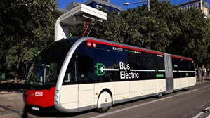 First 100% electric Irizar buses will operate in Barcelona
