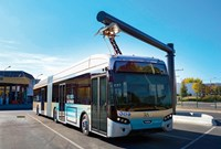 First VDL Citea Electric for France in operation in Orléans