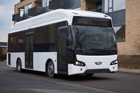 The wheelbase of the Citea LLE-99 Electric will be extended by 1.55 metres