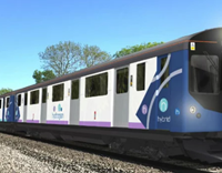 Vivarail will use Transport for Wales' existing fleet design