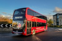 Allison Transmission, ADL collaborate on double decker bus