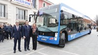 Alstom to deliver its innovative electric bus to Aranjuez fleet