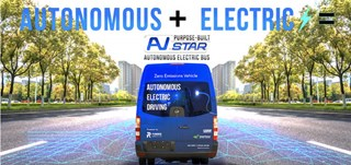 Fully autonomous GreenPower EV Star being developed for Jacksonville