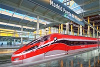 Hitachi & Bombardier supply 23 ILSA operated high-speed trains in Spain