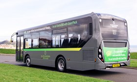 UK's first full-sized driverless bus ready for use by end of 2018