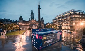 First Glasgow launches new fleet of eco-friendly buses