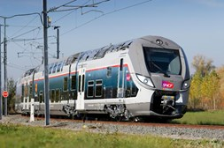 Bombardier will supply 27 additional OMNEO Premium trains to SNCF