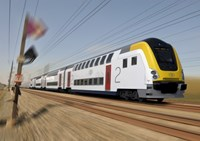 New M7 train merges modern design and compatibility with existing M6 trains