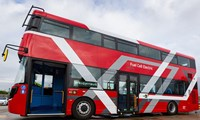 TfL to launch hydrogen-fuelled buses to tackle London's toxic air