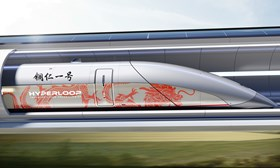 China signs agreement for their first hyperloop system