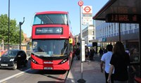 First new Enviro400EV double deck buses enter service in London