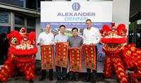 Alexander Dennis opens new Asia Pacific facility in Singapore