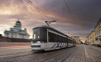 Transtech will deliver 10 new ForCity Smart Artic trams to Helsinki