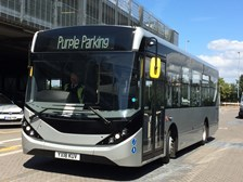 Q-Park revamps Heathrow fleet with five new Enviro200s