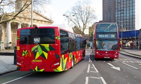 London's bus network will meet new world-leading Bus Safety Standard