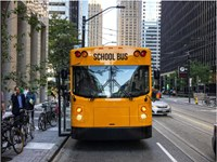 "GreenPower's ""B.E.A.S.T."" Type D Battery Electric School Bus"