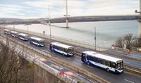 Scotland to trail first autonomous bus fleet in passenger service