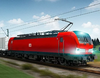 Siemens lands digitalization contract to fit 30,000 DB Cargo trains