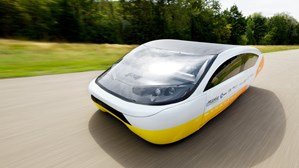 Ericsson IoT solution powers more efficient solar-powered transport