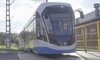 The top three leading countries that have declared the development of autonomous trams are Germany, Russia and China
