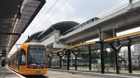 Keolis awarded its first tram contract in China