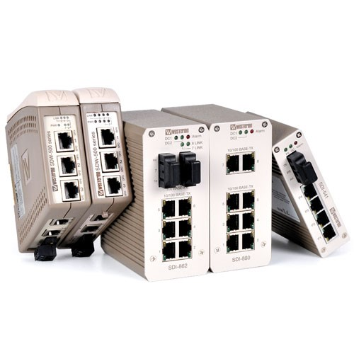 Westermo Viper unmanaged switches
