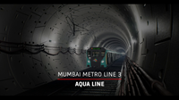 Alstom commences manufacturing of rolling stock for Mumbai Metro Line 3 (Aqua Line)