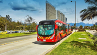 Volvo to deliver 700 city buses to Bogotá, Colombia