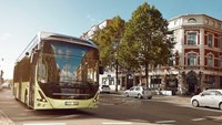 Volvo sells four electric buses to Uddevalla in Sweden