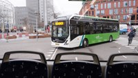 Five Volvo electric Volvo buses have now started regular operation in Leiden, the Netherlands.