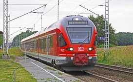 Passenger traffic on Russian Railways' network increased by almost 5%