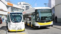 Milestone: Autonomous Bus Integrated with Schaffhausen's System